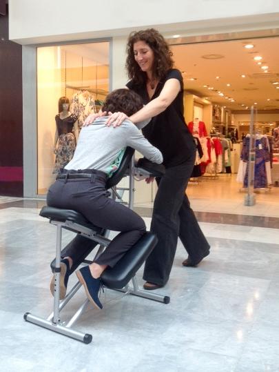 Massage Entreprise Salon et Evenements Gradignan